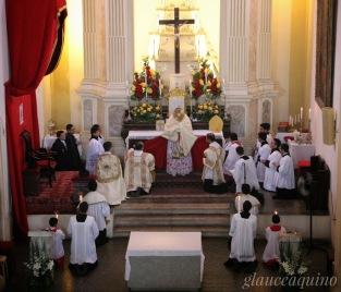 Missa Pontifical C. Burke