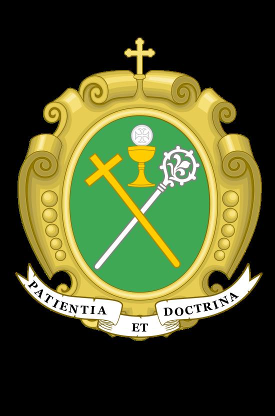 brasão da capelania do ibp belem png