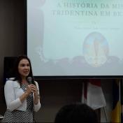 """A história da Missa Tridentina em Belém"" - Paula Rodrigues"